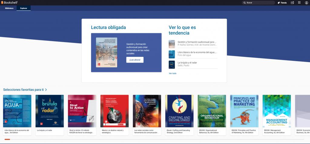 NOVA PLATAFORMA DE LLIBRES ELECTRÒNICS: BIBLIOTECA DIGITAL MCGRAW HILL