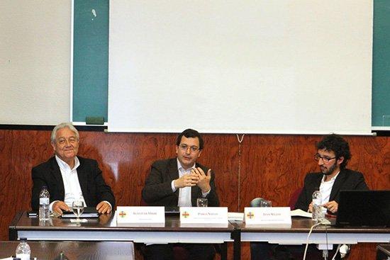 Agustí de Uribe, Pablo Nuevo y Juan Milian