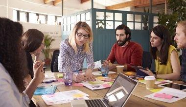 Liderazgo y retos educativos en la empresa