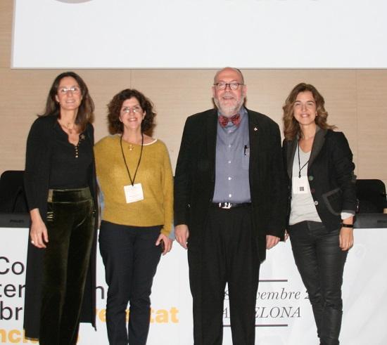 Participación en congreso UNIDISCAT