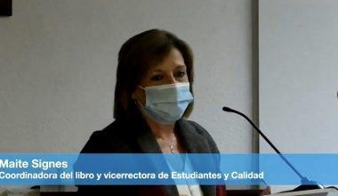 Acto de presentación del libro Pandemia y Resiliencia