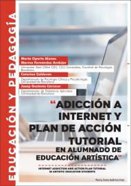 Artículo sobre la adicción a Internet y el Plan de Acción Tutorial en alumnado de Educación Artística