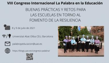 """VIII Congreso Internacional """"La Palabra en la Educación"""""""