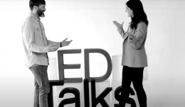 Education Talks - Chema Lázaro y Marta Oporto